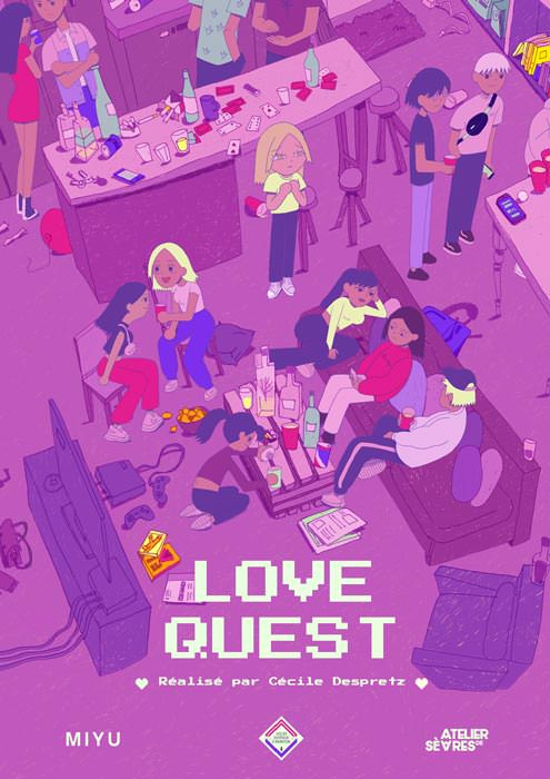 Love Quest - Cecile Despretz