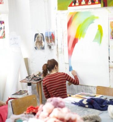 Atelier de Sèvres - Classe prépa concours écoles Art