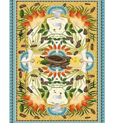 Tonka - Atlas de botanique parfumé, illustré par Karin Doering-Froger