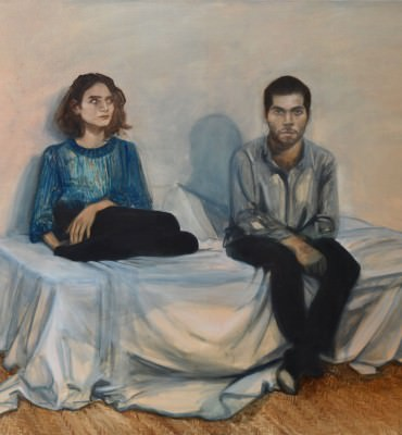 Nathanaëlle Herbelin, diplômée des Beaux-arts de Paris, ancienne élève à l'Atelier de Sèvres en prépa Art