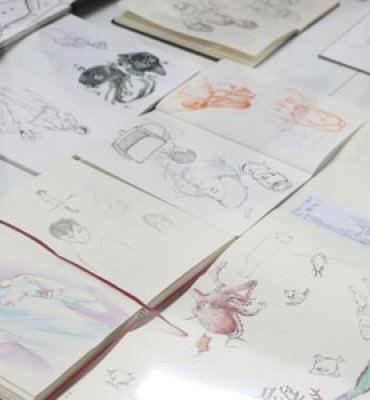 Après la prépa animation à l'Atelier de Sèvres