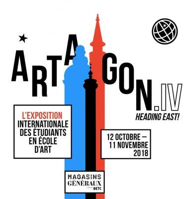 Exposition Artagon | Prépa art Atelier de Sèvres