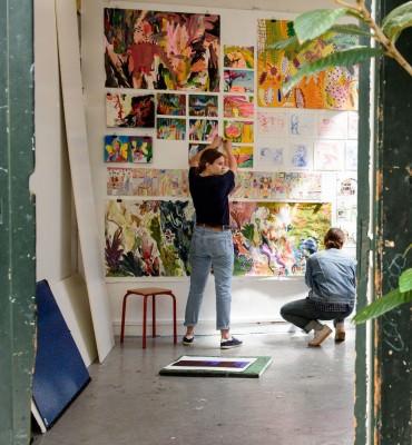Atelier de Sèvres résultats concours écoles supérieures art et animation prépa art Paris (c) Atelier Diptik
