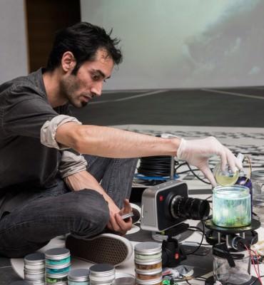 Hicham Berrada Atelier de Sèvres Nuit Blanche 2017