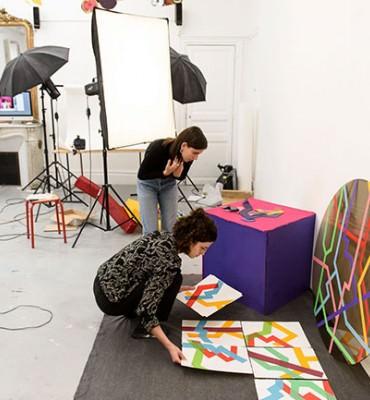 Atelier photo - Atelier de Sèvres prépa art