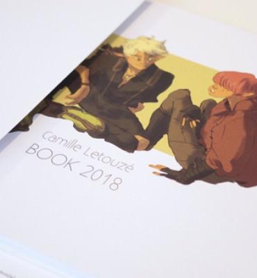 creer un dossier artistique pour intégrer les grandes ecole d'animation francaises et internationales