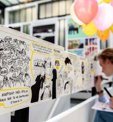 Atelier de Sèvres - prépa animation - concours école d'animation - exposition journées portes ouvertes - paris