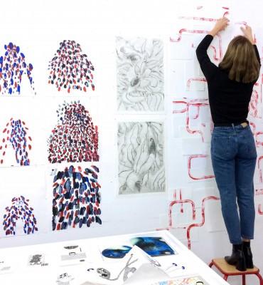 Exposition Réaction en Chaîne | Atelier de Sèvres | Classe prépa Art