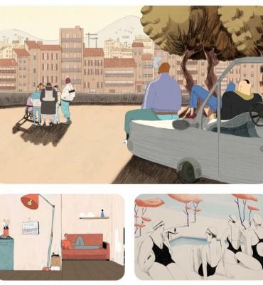Atelier de Sèvres cinéma d'animation école supérieure d'animation festival Singapour