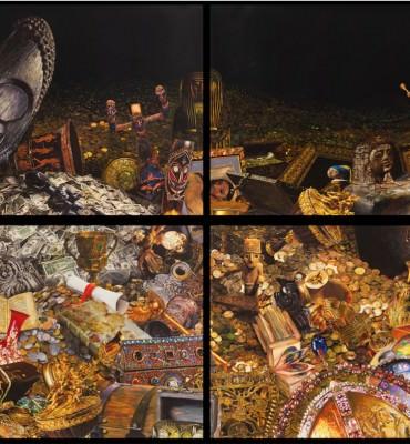Le Vaisseau d'Or | Galerie Vallois