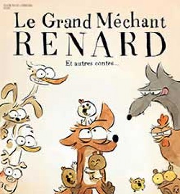 Le grand méchant renard, Folivari