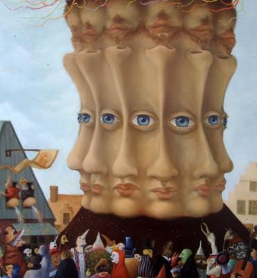 Le carnaval des géants | Atelier de Sèvres