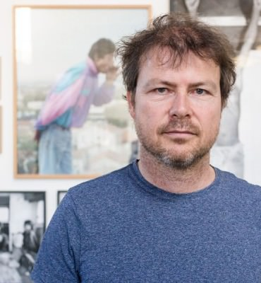 Mathieu Pernot photographe, premier artiste en résidence au Collège de France, professeur à l'Atelier de Sèvres en classe prépa Art