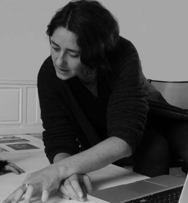 Portrait Claire Malrieux, ancienne élève prépa Art