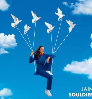 Jain album Souldier | prépa art Atelier de Sèvres