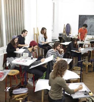 Stage dessin d'animation Atelier de Sèvres 2018