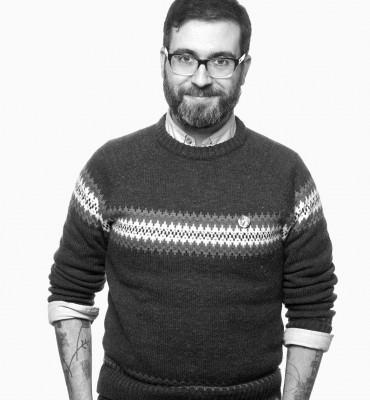Conférence à l'Atelier de Sèvres de Tomm Moore, auteur, illustrateur et réalisateur de films d'animation