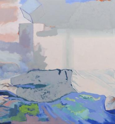 14h sur le lit - Simon Martin - Galerie Jousse Entreprise