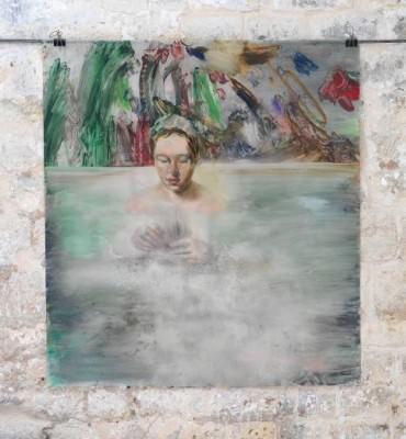 Exposition de Sarah Jérôme, diplômée des Beaux-Arts de Paris