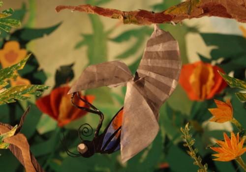 Film d'animation Atelier de Sèvres - Émergence du papillon