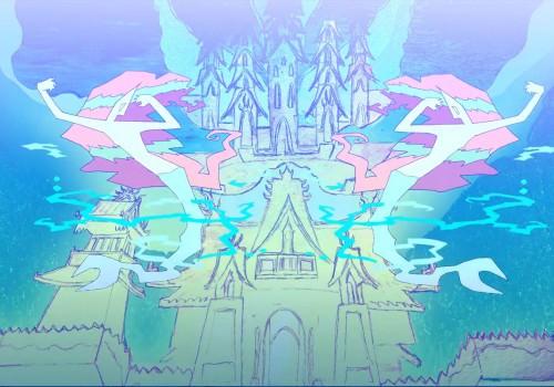 Film animation Atelier de Sèvres - L'enfant , l'empereur et le capitaine