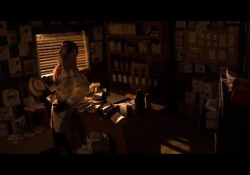 Film animation Atelier de Sèvres - Inspector Morlock