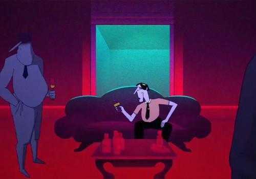 Film d'animation Atelier de Sèvres - Isidore