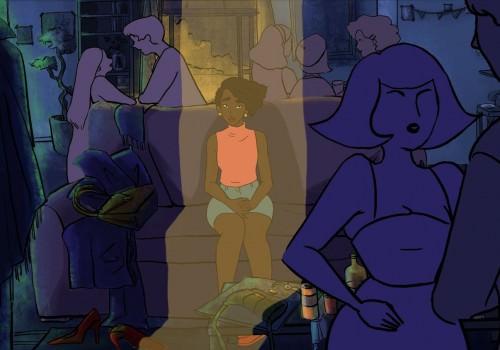 Film d'animation Atelier de Sèvres - Regards désirés