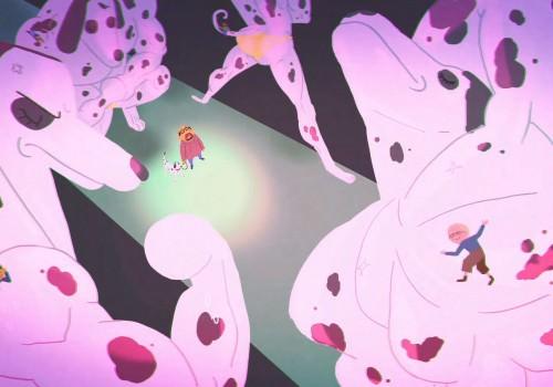 Film d'animation Atelier de Sèvres - Le sourire du Dalmatien